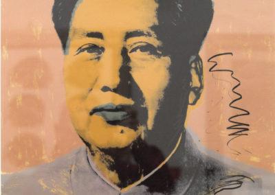 Andy Warhol | Mao
