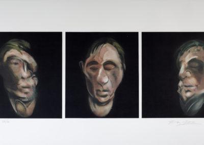 Francis Bacon | Self-Portrait