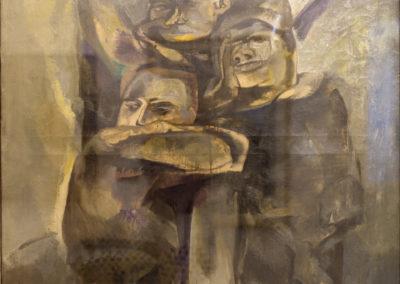 Piero Guccione | Senza Titolo