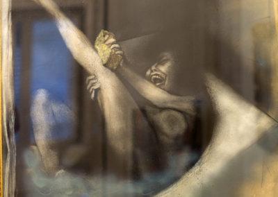 Renato Guttuso | Donna Nella Vasca