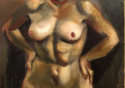 Renato Guttuso | Nudo con Collana